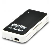 AXAGON CRE-X1 External 5-slot CardReader Black/White