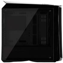 Silverstone SST-PM01C-RGB Primera RGB Tempered Glass Matte Black