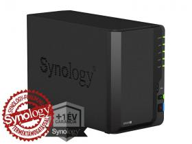 Synology NAS DS220+ (2GB) (2HDD) HU